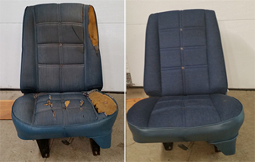 Auto Upholstery Michigan